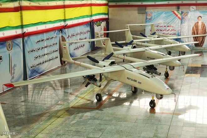 UAV sản xuất hàng loạt nhờ giải mã công nghệ: Mỹ sắp phải đối mặt với RQ-4A Iran? - Ảnh 1.