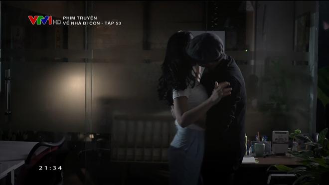 Diễn viên Thu Quỳnh và 3 lần bị cưỡng hôn trong phim Về nhà đi con - Ảnh 3.