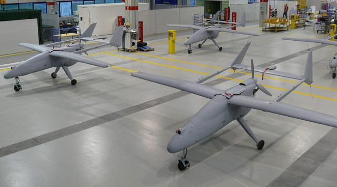 UAV sản xuất hàng loạt nhờ giải mã công nghệ: Mỹ sắp phải đối mặt với RQ-4A Iran? - Ảnh 4.