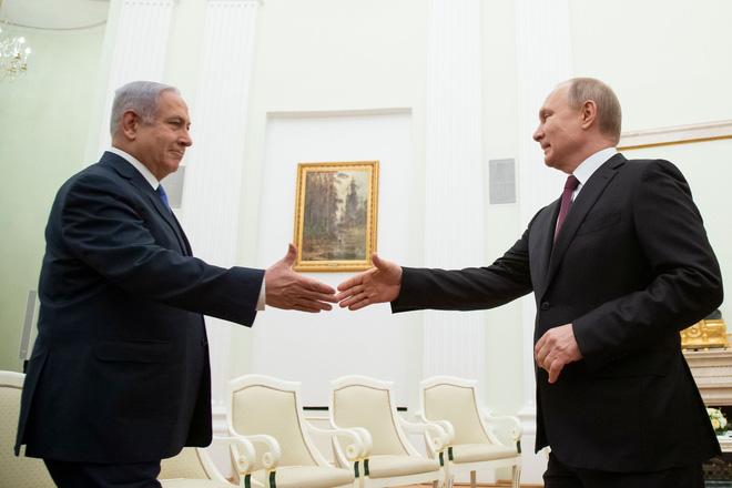 Israel tự tay bắn hạ máy bay do chính mình thiết kế tại Syria: Cái giá của cuộc hôn nhân thuận tiện với Nga - Ảnh 3.