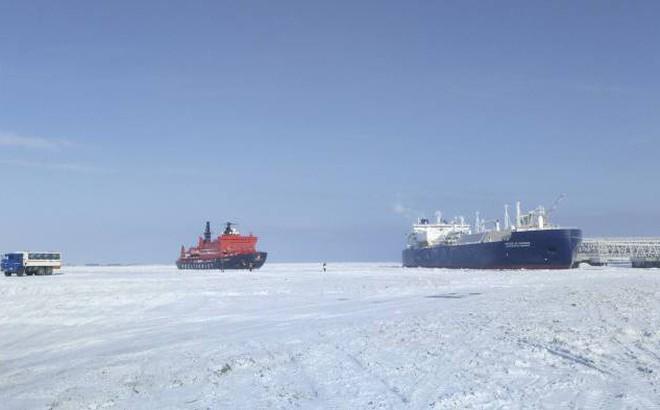 Trung - Mỹ công kích nhau về vấn đề Bắc Cực