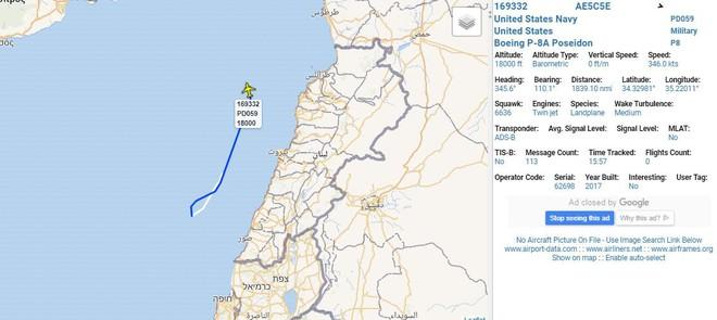 Máy bay tối tân của Mỹ áp sát Syria - Căn cứ Khmeimim đầu não Không quân Nga bị tấn công - Ảnh 1.