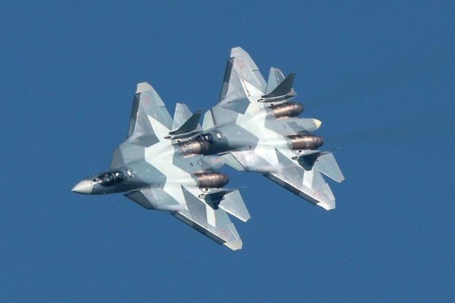Báo Nga: Mỹ đã từ chối bán F-35 cho Thổ Nhĩ Kỳ, Ankara có thể mua Su-57 - Ảnh 4.