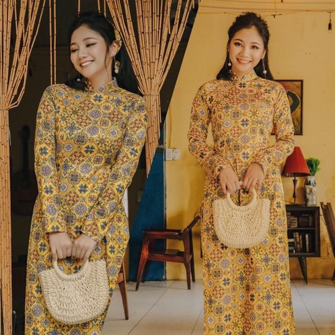 Ảnh: Nữ thiếu uý đặc công khoe vẻ đẹp đầy nữ tính trong bộ ảnh Cô ba Sài Gòn - Ảnh 3.