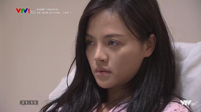 Diễn viên Thu Quỳnh và 3 lần bị cưỡng hôn trong phim Về nhà đi con - Ảnh 1.
