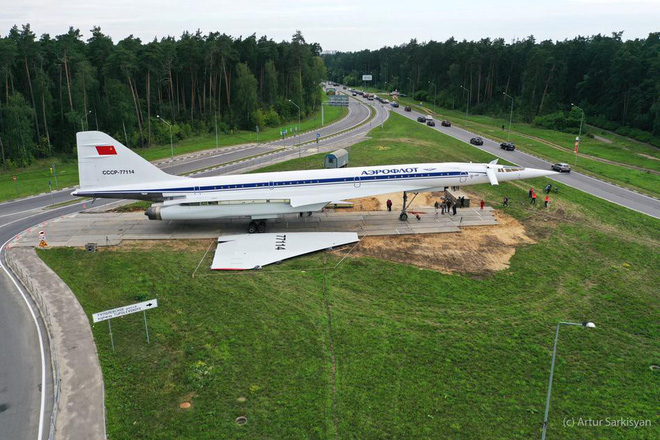 Nga gây bất ngờ lớn khi cho máy bay siêu âm Tu-144 tái xuất - Ảnh 1.