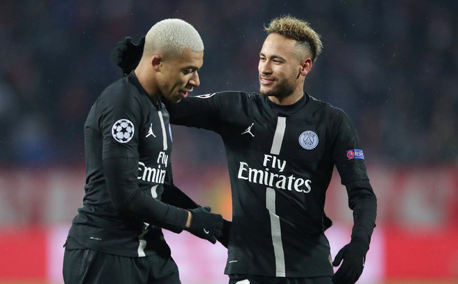 PSG phải hy sinh Neymar để ngăn Mbappe đến với Pep Guardiola!