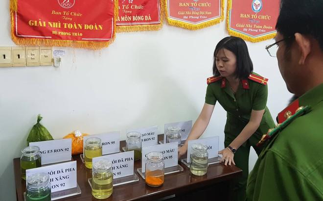 Tạm giữ Chủ tịch HĐQT công ty cung cấp dung môi, hóa chất cho đại gia xăng dầu Trịnh Sướng