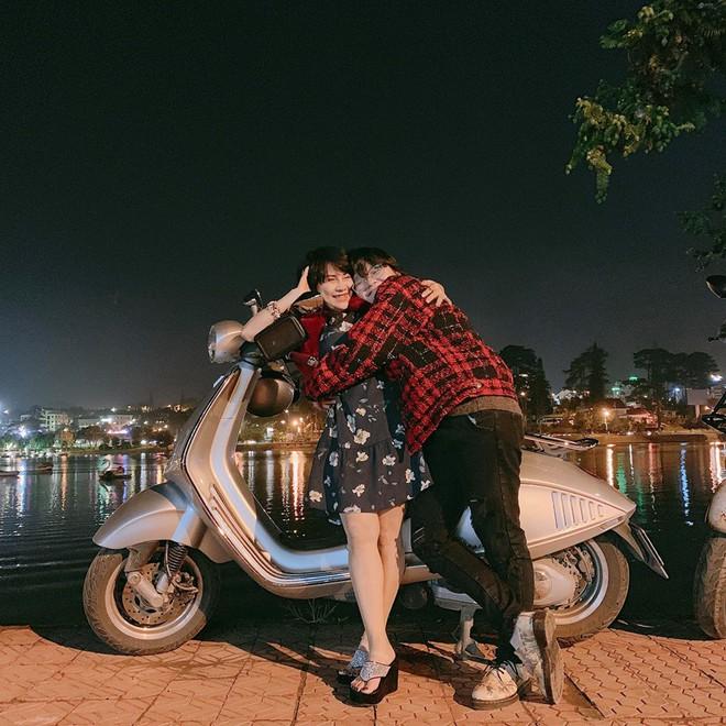 Chàng trai đưa mẹ và em gái đi phượt bằng xe máy 400 triệu khiến nhiều người trầm trồ - Ảnh 5.