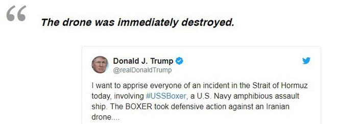 Hải quân Mỹ tung lực lượng truy đuổi trực thăng và tàu chiến Iran - Siêu tàu đổ bộ Boxer bị trêu ngươi - Ảnh 16.