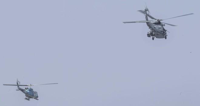 Ma trận phòng thủ trên tàu chiến Mỹ vừa bắn hạ UAS Iran: Một con ruồi cũng khó lọt qua! - Ảnh 5.