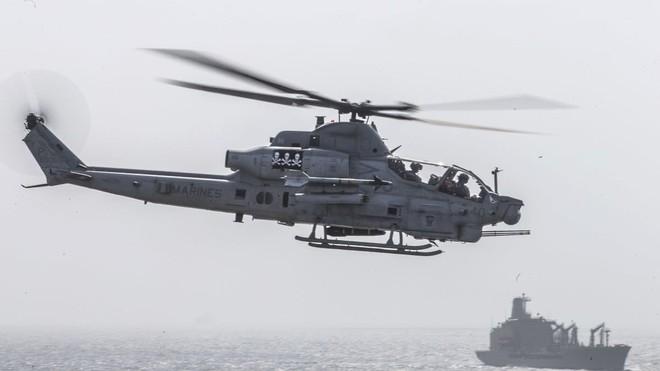 Ma trận phòng thủ trên tàu chiến Mỹ vừa bắn hạ UAS Iran: Một con ruồi cũng khó lọt qua! - Ảnh 6.