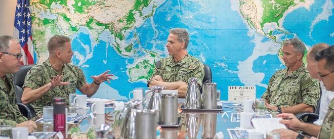 Mỹ gửi yêu cầu lập cơ chế đối thoại ở biển Đông, quân đội Trung Quốc bặt vô âm tín - Ảnh 1.