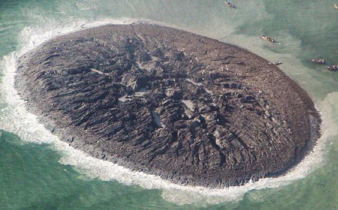 """Bí ẩn hòn đảo chỉ tồn tại 6 năm rồi bị nước biển """"nuốt chửng"""" - Chuyện gì đang diễn ra?"""