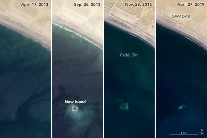 Bí ẩn hòn đảo chỉ tồn tại 6 năm rồi bị nước biển nuốt chửng - Chuyện gì đang diễn ra? - Ảnh 4.