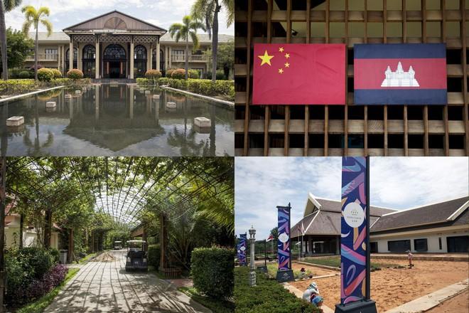 Lo ngại khả năng Trung Quốc biến khu nghỉ dưỡng mới ở Campuchia thành căn cứ quân sự - Ảnh 1.