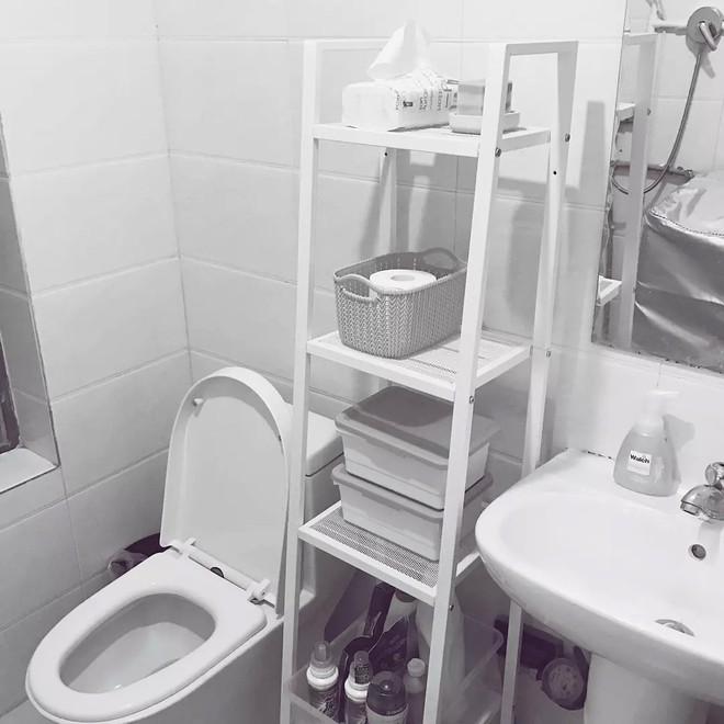 Thuê phải căn phòng trọ 15m2 ẩm mốc, cô gái dành hẳn 2 tháng liền để cải tạo thành không gian sống ấm cúng - Ảnh 11.