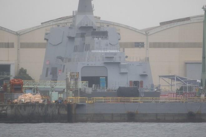 Trung Quốc giật mình khi Nhật Bản nhanh chóng hạ thủy thêm khu trục hạm lớp Maya - Ảnh 11.