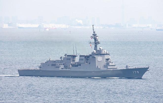 Trung Quốc giật mình khi Nhật Bản nhanh chóng hạ thủy thêm khu trục hạm lớp Maya - Ảnh 12.