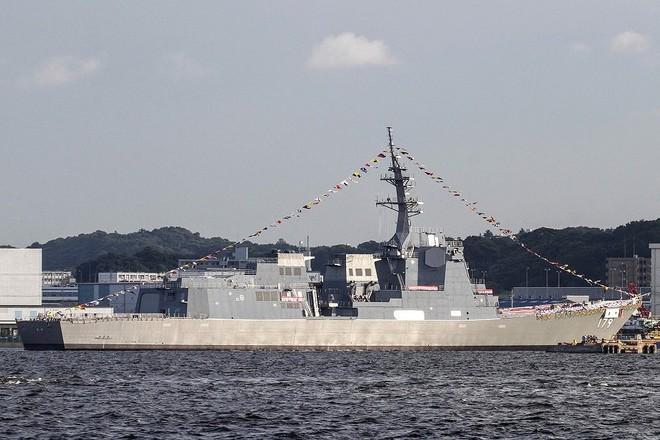 Trung Quốc giật mình khi Nhật Bản nhanh chóng hạ thủy thêm khu trục hạm lớp Maya - Ảnh 13.