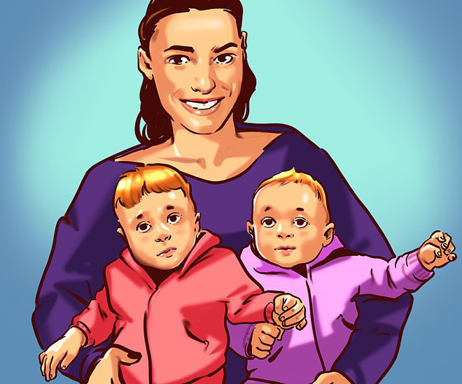 Liệu phụ nữ có thể tiếp tục thụ thai khi đang mang bầu? Khoa học bảo đúng, và có đến 10 trường hợp như thế - Ảnh 4.