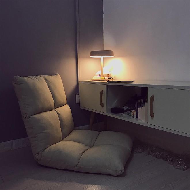 Thuê phải căn phòng trọ 15m2 ẩm mốc, cô gái dành hẳn 2 tháng liền để cải tạo thành không gian sống ấm cúng - Ảnh 9.