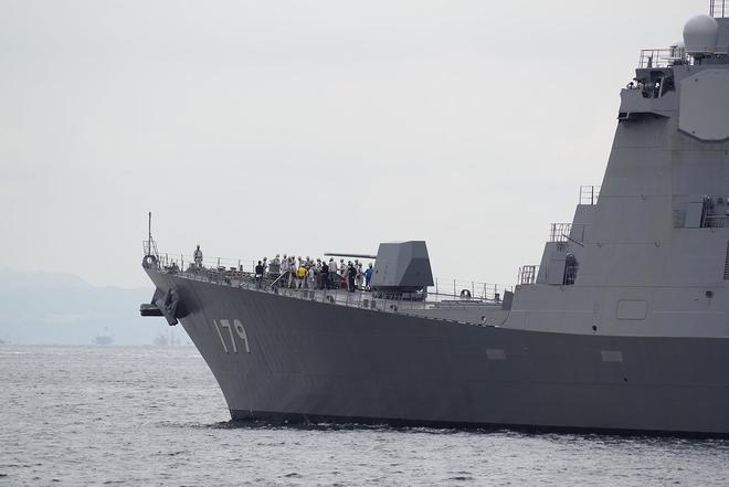 Trung Quốc giật mình khi Nhật Bản nhanh chóng hạ thủy thêm khu trục hạm lớp Maya - Ảnh 8.