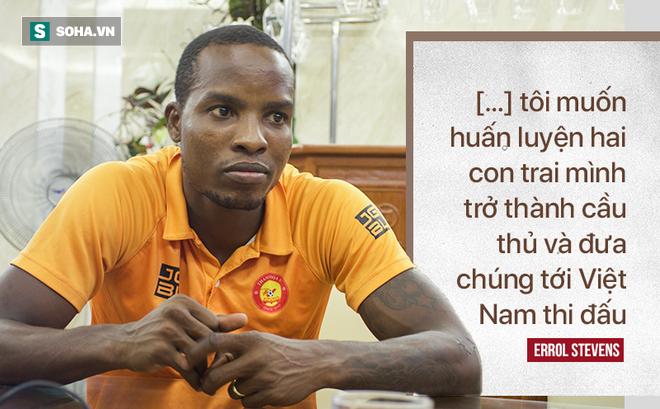 Nhân vật chính trong scandal tiền tỷ ở V.League: Sau tất cả, Việt Nam vẫn là số một!