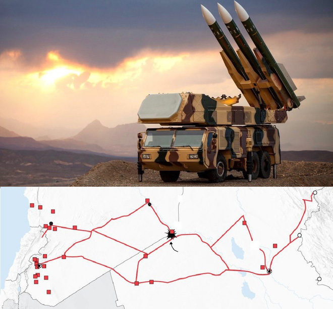 Syria rình tung cú đấm hạ Knock-out Israel: Nhẫn nhục chịu đòn để giành lại bầu trời - Ảnh 6.