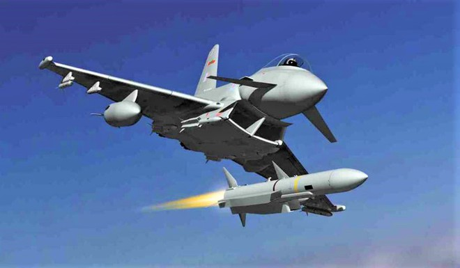 Tên lửa không chiến ngoài tầm nhìn Meteor đáng sợ cỡ nào? - Ảnh 1.
