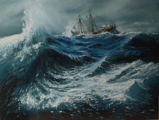 Góc thắc mắc: Bão lốc là ác mộng với người đi biển, nhưng các sinh vật biển thì sao nhỉ? - Ảnh 1.