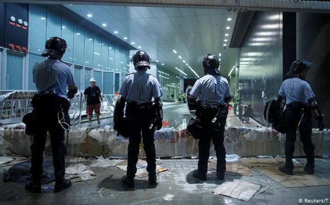 Hong Kong truy cứu trách nhiệm đến cùng những kẻ biểu tình quá khích