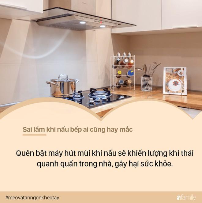 5 sai lầm trong bếp mà hầu hết các mẹ mắc phải nhưng ai cũng tưởng mình làm đúng rồi - Ảnh 5.
