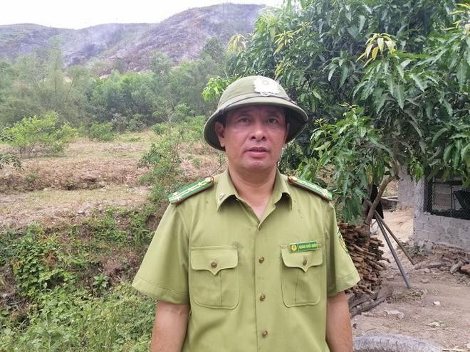Cháy rừng liên tục ở Hà Tĩnh, thiếu thiết bị chữa cháy nói gì đến trực thăng - Ảnh 7.