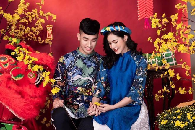 Bạn gái cầu thủ Trọng Đại 6 lần thi Hoa hậu để kiếm nhiều tiền như Phạm Hương - Ảnh 9.