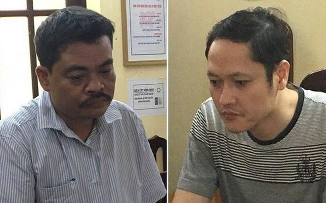 """Nguyên cán bộ CA tỉnh trong vụ sửa điểm thi ở Hà Giang: """"Em có một số cháu cần nhờ anh giúp đỡ, để các cháu được đi học"""""""