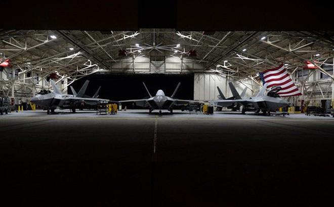 Mỹ: Máy bay F-22 và F-35 không đảm bảo khả năng sẵn sàng chiến đấu