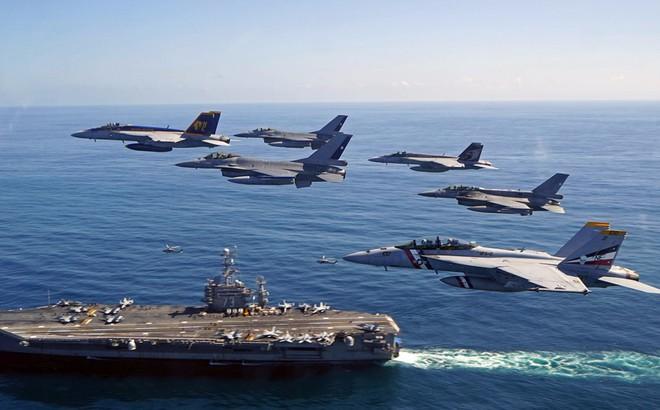 Liên quân Anh - Mỹ dàn trận tàu chiến bao vây Iran: Đánh úp bất ngờ?