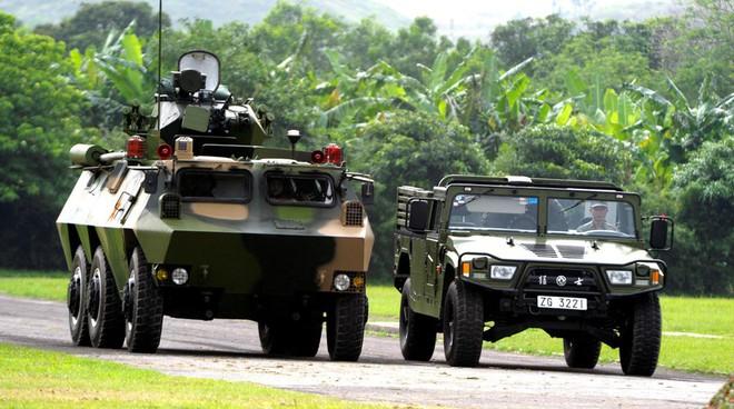 Khám phá khả năng quân sự của Trung Quốc ở Hong Kong - Ảnh 8.