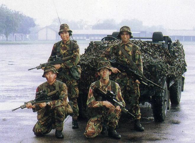 Khám phá khả năng quân sự của Trung Quốc ở Hong Kong - Ảnh 3.