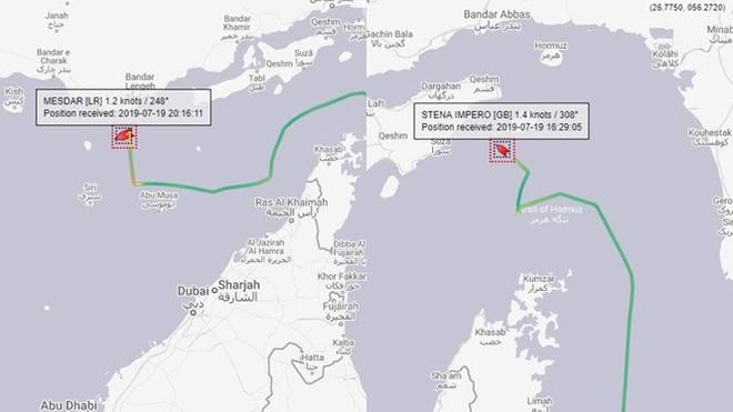 Bị Iran bắt tàu chở dầu, Anh dọa sẽ dùng 'biện pháp mạnh' - Ảnh 3.