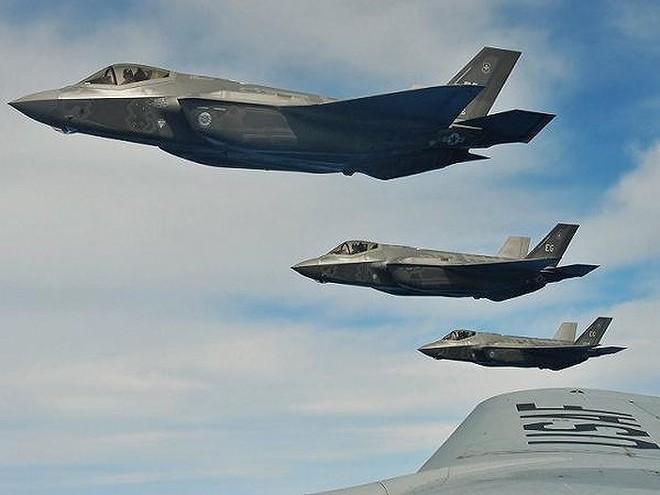 Nga giật mình khi tiêm kích F-35 Mỹ hiện diện ngay tại quốc gia từng thuộc Liên Xô - Ảnh 12.
