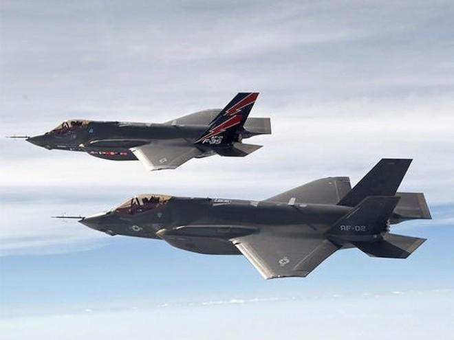 Nga giật mình khi tiêm kích F-35 Mỹ hiện diện ngay tại quốc gia từng thuộc Liên Xô - Ảnh 14.