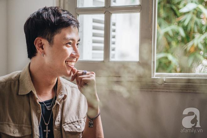 Phong của 'Nàng dâu order' - Thanh Sơn trải lòng chuyện lấy vợ ở tuổi 25 và tình yêu trên phim với các 'chị già' - ảnh 4