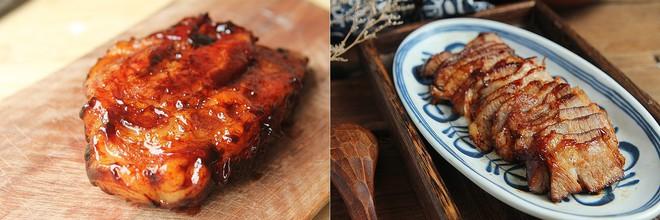 Tưởng không dễ mà dễ không tưởng: Nướng thịt bằng nồi cơm điện ăn siêu ngon! - Ảnh 4.