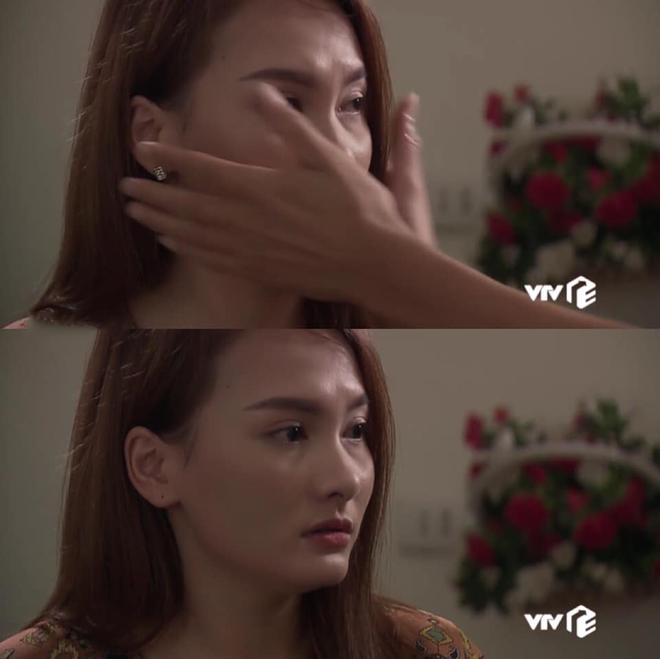 Cảnh phim xúc động nhất tập 69 Về nhà đi con lại trở nên hài hước bởi chiếc hoa tai, dân mạng thích thú gọi tên cô Hạnh - Ảnh 5.