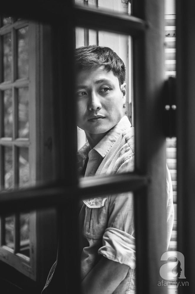Phong của 'Nàng dâu order' - Thanh Sơn trải lòng chuyện lấy vợ ở tuổi 25 và tình yêu trên phim với các 'chị già' - ảnh 10