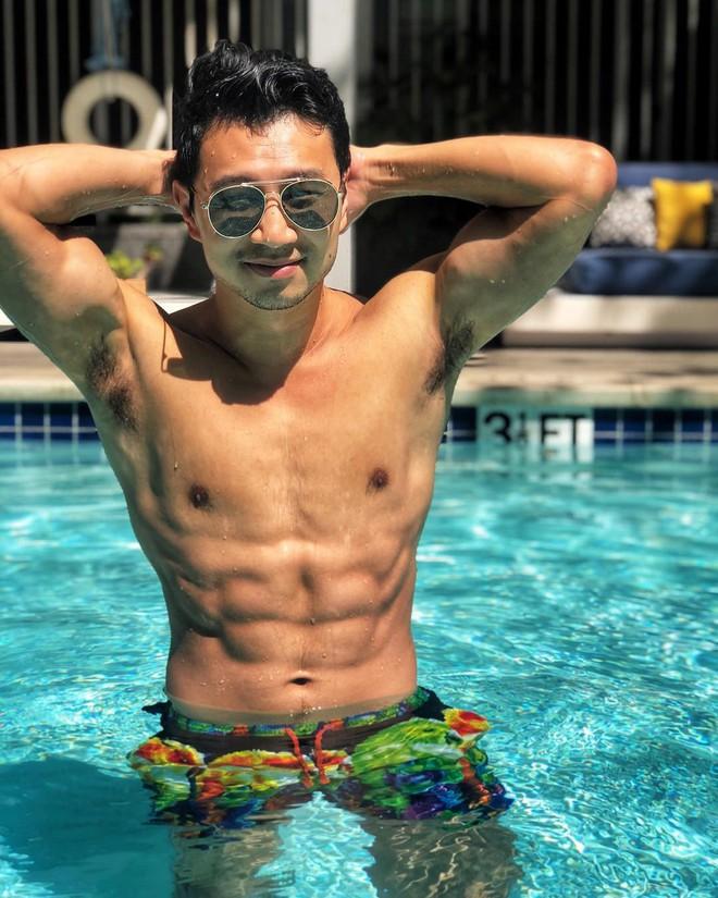 Nam diễn viên vượt mặt Chân Tử Đan, vào vai siêu anh hùng Trung Quốc đầu tiên của Marvel là ai? - Ảnh 5.