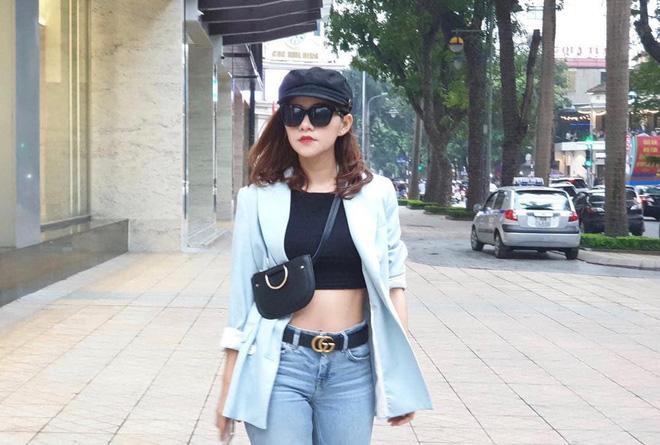 Ở tuổi 37, chị gái Chi Pu ngày càng sành điệu, gợi cảm hơn - Ảnh 5.