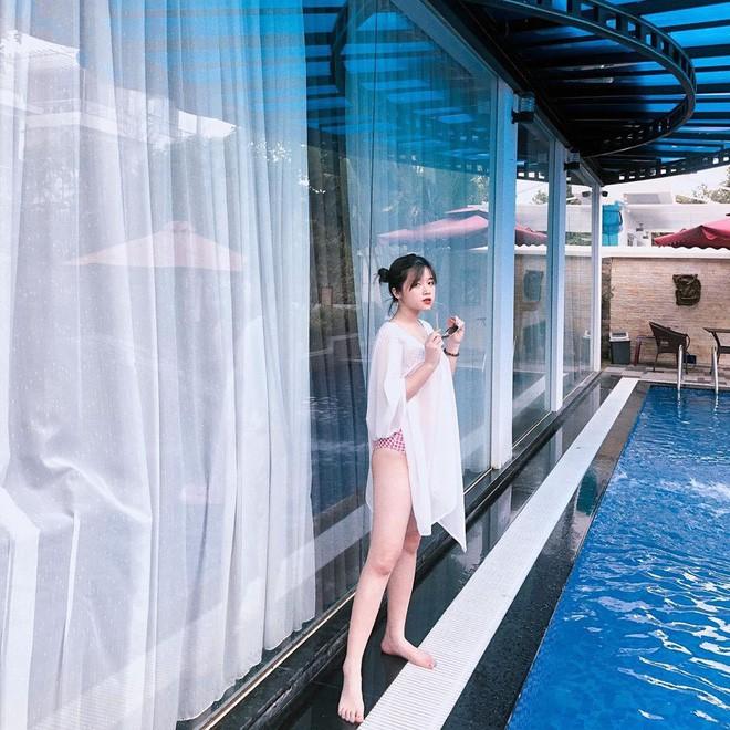 Girl xinh nóng bỏng sở hữu gương mặt giống Linh Ka được lên báo Trung: 'Mình không thích bị nhìn nhận là giống một ai đó' - ảnh 9